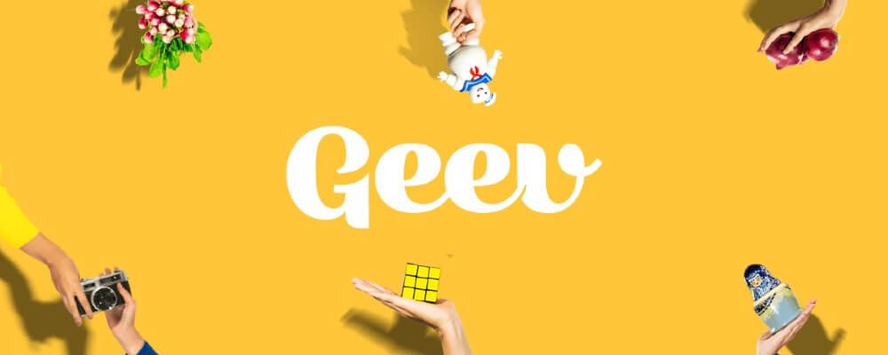 Consommer responsable avec l'application Geev