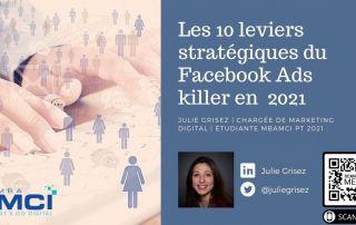 leviers stratégiques facebook ads 2021
