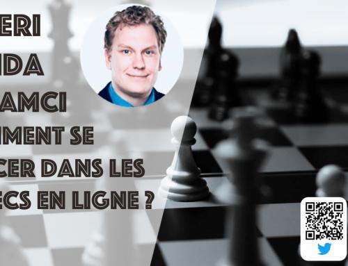 Comment se lancer dans les échecs en ligne ?