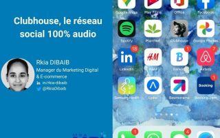 Clubhouse, le réseau social 100% audio