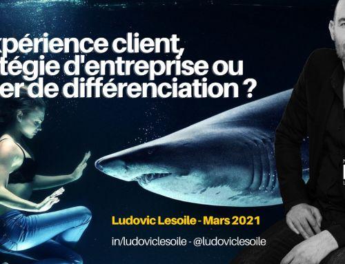 L'expérience client : stratégie d'entreprise ou levier de différenciation ?