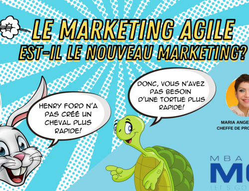 Le marketing Agile est-il le nouveau marketing?