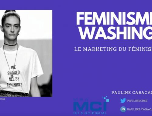 Féminisme washing : le marketing du féminisme