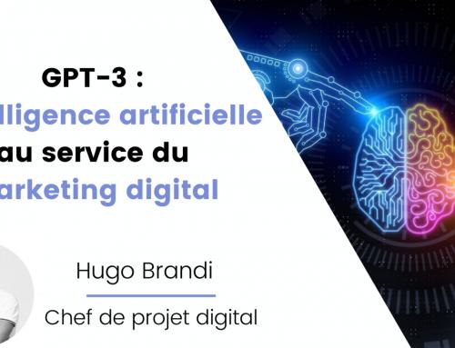 GPT-3 : L'intelligence artificielle au service du marketing digital
